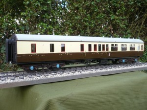 GWR Collet Excursion Stock Brake Third 001