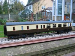 GWR Post 1934 livery (commissioned by TMS models)