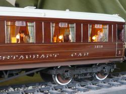 LNER Diner car